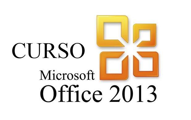 Curso Microsoft Office 2013