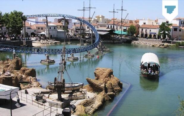 Port Aventura: Vuelo, hotel, entradas