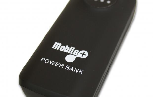 Batería externa Power Bank 5600 mAh