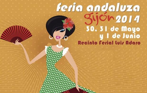 Entrada Feria Andaluza, tapa y bebida