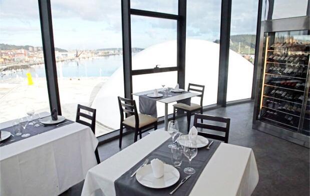Menú degustación para dos en La Torre Mirador del Niemeyer
