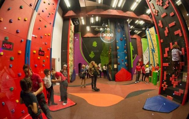 Diversión en familia: Clip and climb