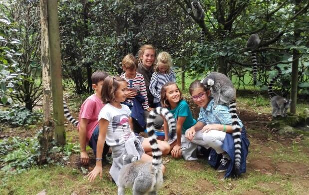 Entradas para el  Zoo de Santillana del Mar
