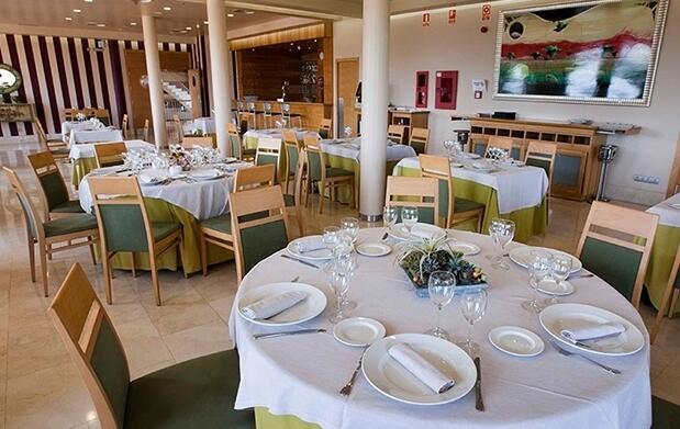 Comillas: Spa y menú en Hotel 4*