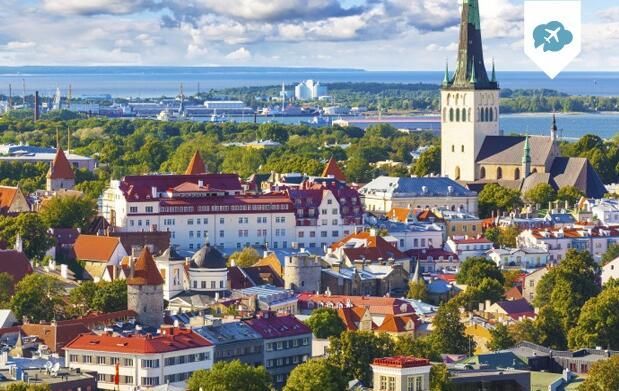 Capitales Bálticas: 8 días