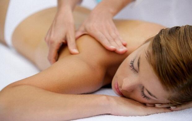 1 o 3 sesiones de masaje relajante