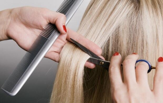 Nuevo look: Corte de pelo y peinado