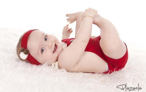 Sesión fotográfica infantil e impresiones