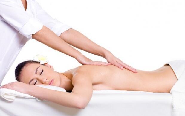 Elige entre 3 tipos de masaje
