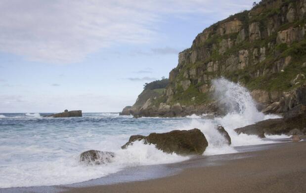 Paseo en lancha por la bahía de Gijón
