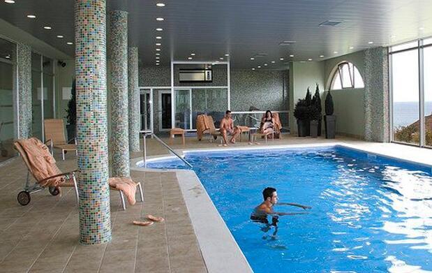 Hotel + Spa para 2 en Comillas