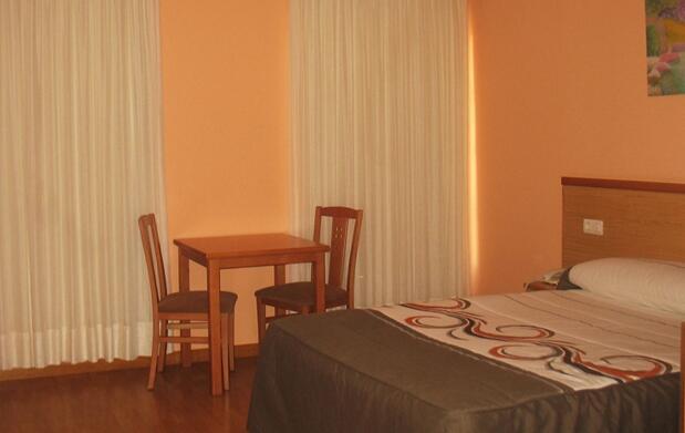 Alojamiento y desayuno en León para 2