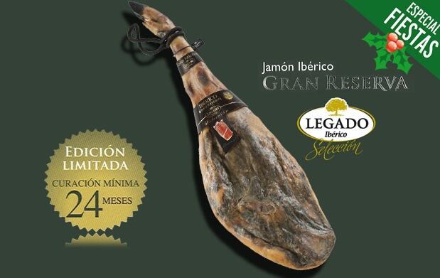 Jamón Ibérico 8,5 kg