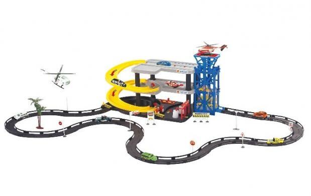 Selección de juguetes para Navidad