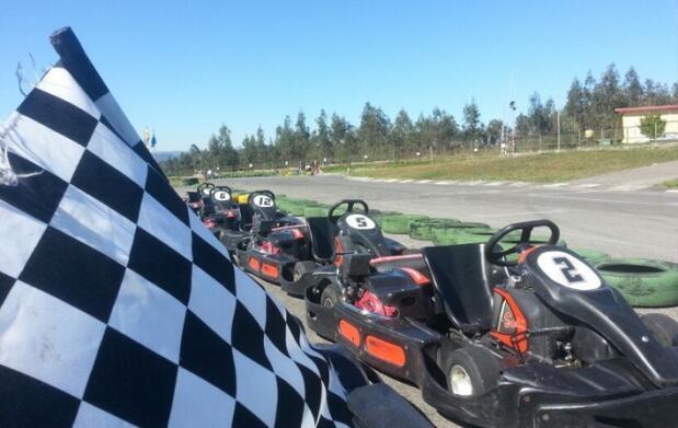 Circuito de karting solo o en grupo de 7