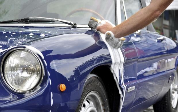 Lavado de coche manual
