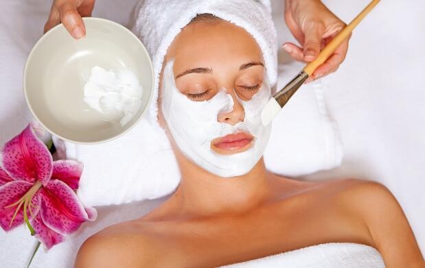 Limpieza facial con ginseng