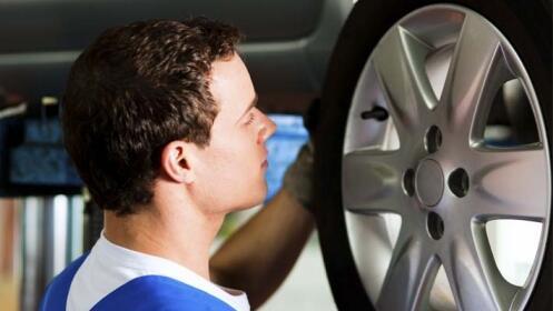 Neumáticos Pirelli y alineación