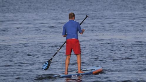 1 hora de paddel surf