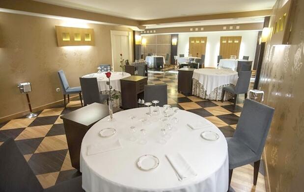 Degustación y maridaje en el Estrella Michelin El Serbal