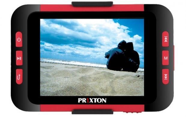 Reproductor MP4 Prixton