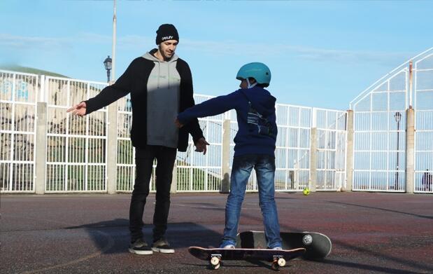 Clases de skate o longboard