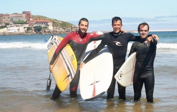 Bautismo Stand Up paddle o clases de surf