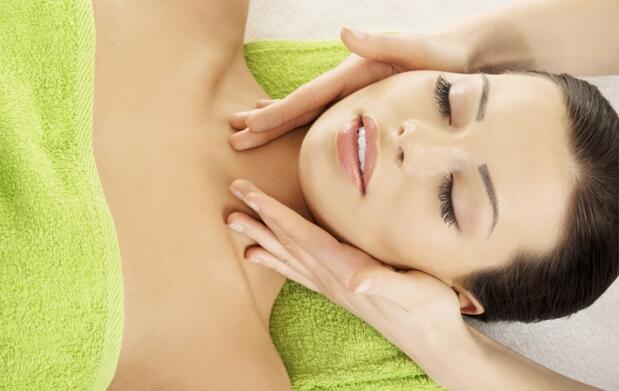 Limpieza facial con tratamiento multivitamínico