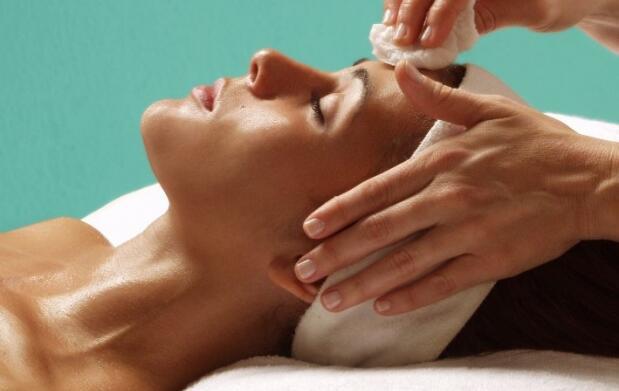 Tratamiento facial de luminosidad