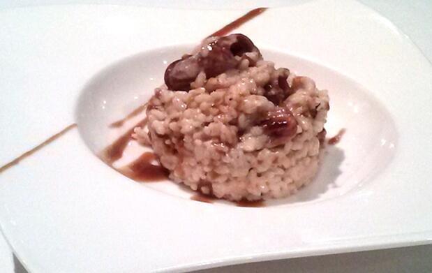 Menú degustación en el Fromestano