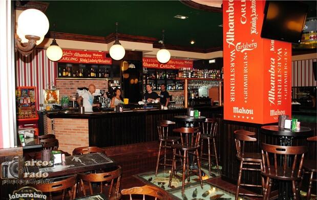 Bono 6 cervezas Belgas y ración