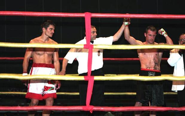 Velada de Boxeo en Gijón