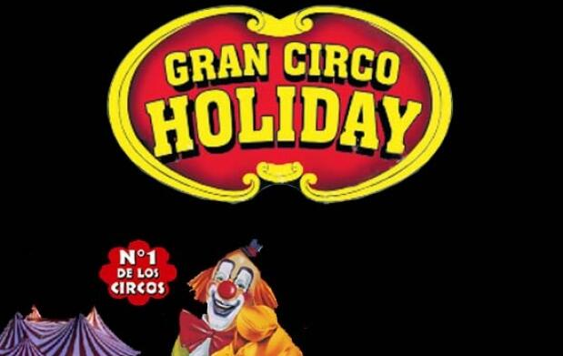 Repetimos: Entradas Gran Circo Holiday