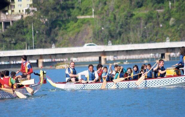 Dragon Boat en Ribadesella