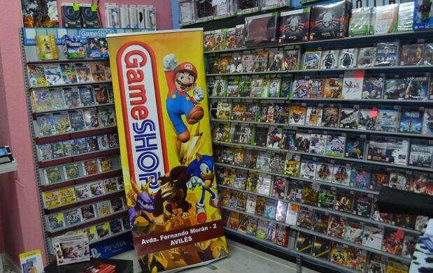 30 días de alquiler de videojuegos