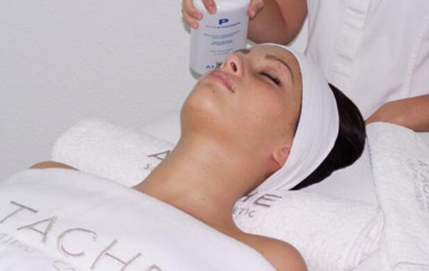 Terapia Vitamina C  y limpieza de cutis