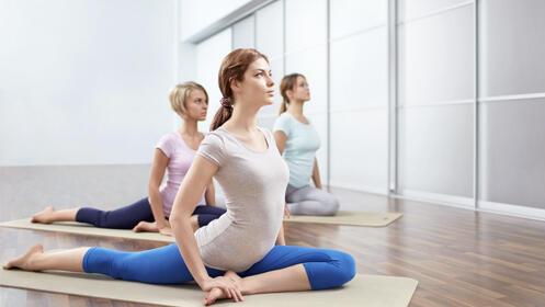 1 mes de yoga, 2 clases a la semana