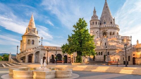Budapest: La Perla del Danubio (2 ó 3 noches + vuelos)