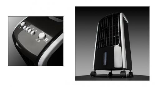 Acondicionador de frío portátil Q7 PURE