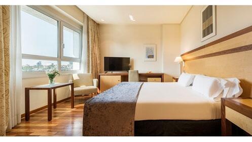 Hotel Ilunion Pio XII + entrada ARCO