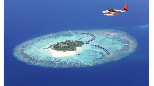 Maldivas:10 noches en hotel 4* o 3* + vuelos