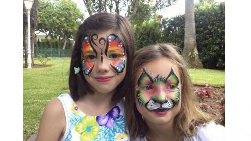 Curso de maquillaje infantil