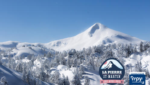 ¡Descubre la estación de esquí  La Pierre San Martín y sus encantos!