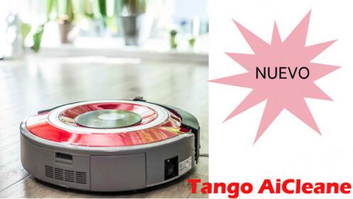 Tango AiCleaner Robot Plus