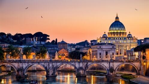 6 días en Roma - Con vuelos directos