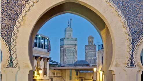 Riads, desiertos en 4x4 y mucho más en Marruecos 8 días