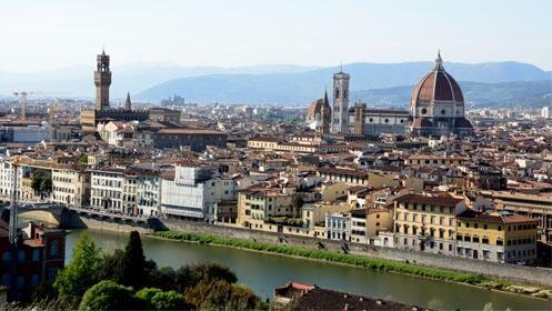 8 días por VENECIA FLORENCIA ROMA