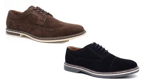 Zapatos Blucher para caballero
