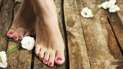 Pedicura spa ¡y pies perfectos!