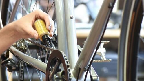 Revisión y limpieza de tu bici